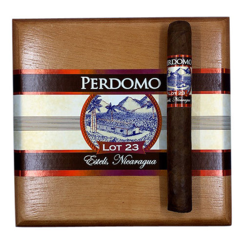 Perdomo Lot 23 Perdomo Lot 23 Toro Sun Grown - single