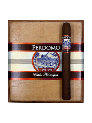Perdomo Lot 23 Perdomo Lot 23 Churchill Sun Grown - single
