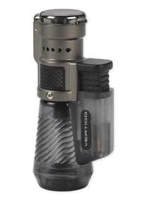 Vertigo Vertigo Cyclone - Triple Lighter - Charcoal