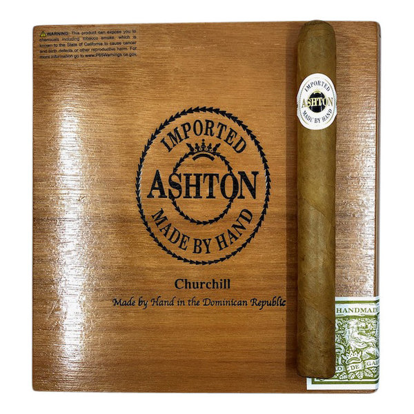 Ashton Classic Churchill - single