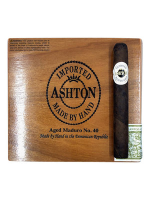 Ashton Maduro Ashton Aged Maduro #40 - single