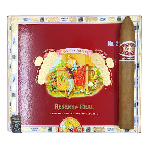 Romeo y Julieta Reserva Real RyJ Reserva Real No. 2 - single