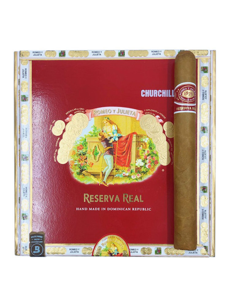 Romeo y Julieta Reserva Real Romeo y Julieta Reserva Real Churchill - single