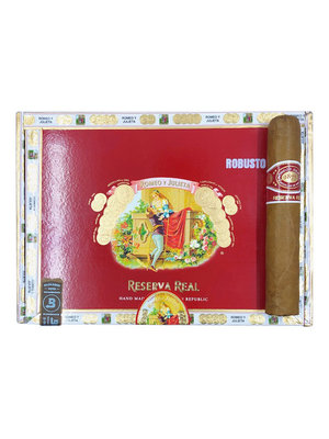 Romeo y Julieta Reserva Real RyJ Reserva Real Robusto - Box 25