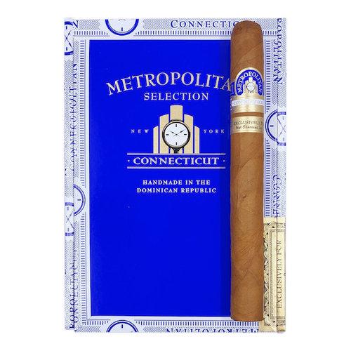 Nat Sherman Metropolitan Metropolitan Conn. - Metropolitan - single