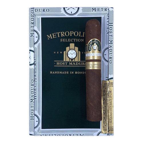 Nat Sherman Metropolitan Metropolitan Host - Maduro - Hobart - single