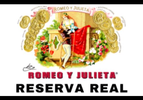 Romeo y Julieta Reserva Real