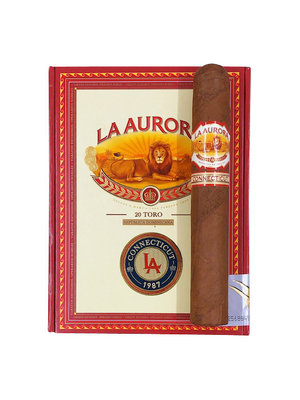 La Aurora La Aurora 1987 Connecticut Toro - Box 20