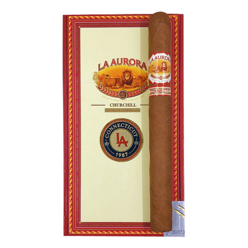 La Aurora La Aurora 1987 Connecticut Churchill - Box 20