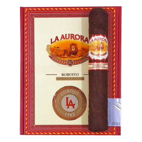 La Aurora La Aurora 1962 Corojo Robusto - single