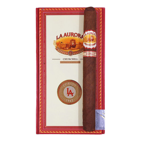 La Aurora 1962 Corojo Churchill - single