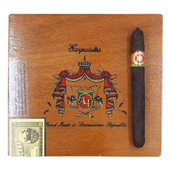 A. Fuente Exquisito Maduro - single