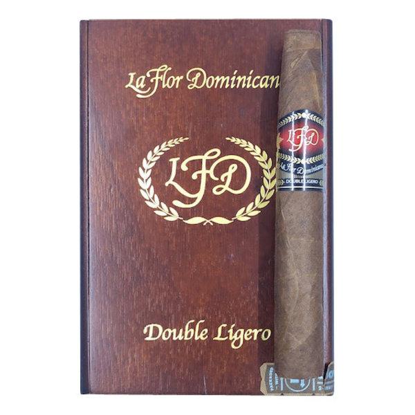 La Flor Dominicana DL- Chisel Natural - Box 20