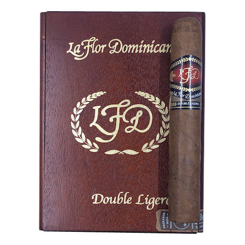 LFD Double Ligero La Flor Dominicana DL- 600 Natural - Box 20