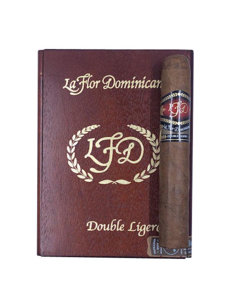 LFD Double Ligero La Flor Dominicana DL- 600 Natural - Box 20