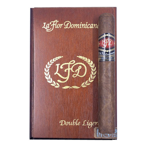 LFD Double Ligero La Flor Dominicana DL- 654 Natural - Box 20