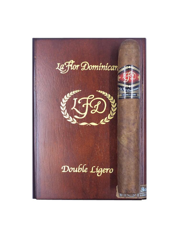 LFD Double Ligero La Flor Dominicana DL- 700 Natural - Box 20