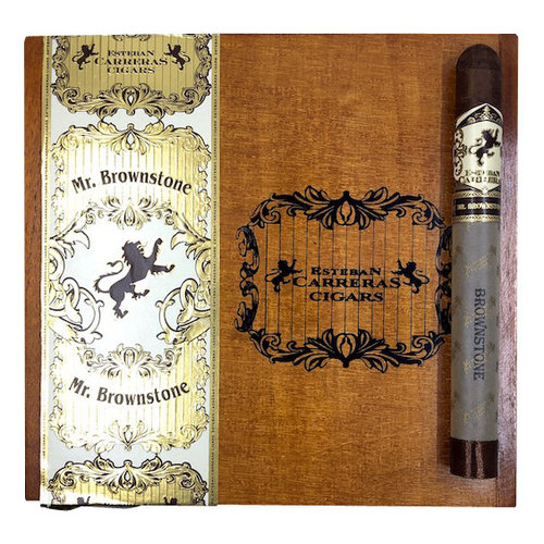Estaban Carreras Estaban Carreras Brownstone Habano Chuchy - Box 20