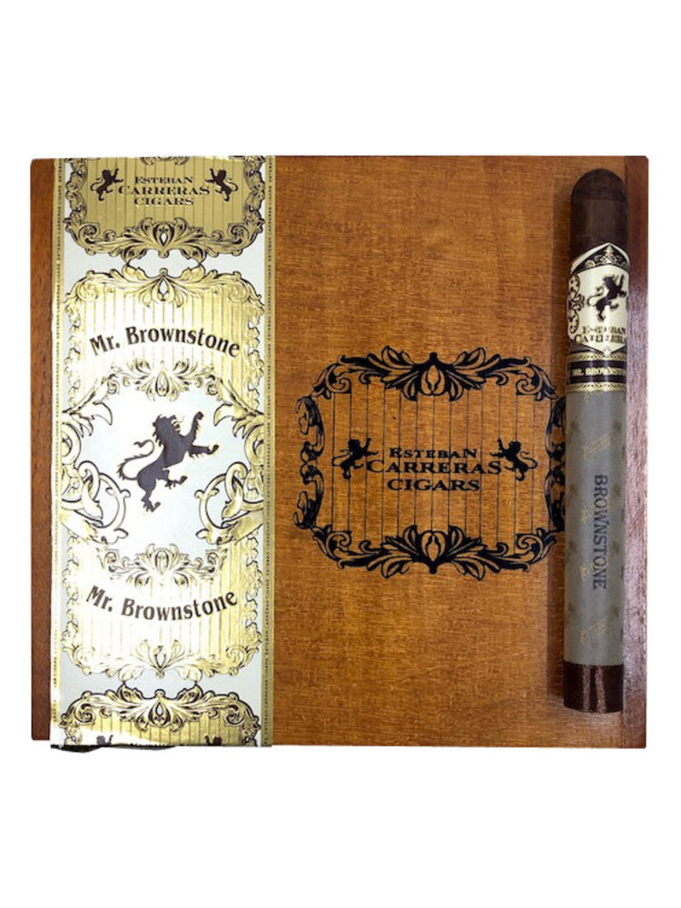 Esteban Carreras Esteban Carreras Mr. Brownstone Habano Chuchy - Box 20