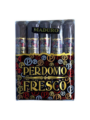 Perdomo Frescoe Frescoe Maduro Robusto - single
