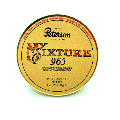 Peterson Pipe Tobacco Peterson Pipe Tobacco - My Mixture 965 50g