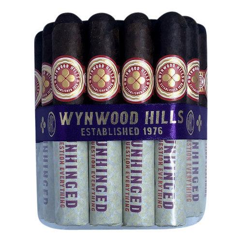 Wynwood Hills Wynwood Hills Unhinged 6x60 Maduro - Box 20