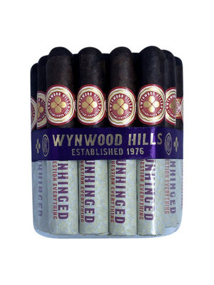 Wynwood Hills Wynwood Hills Unhinged 6x60 Maduro - single