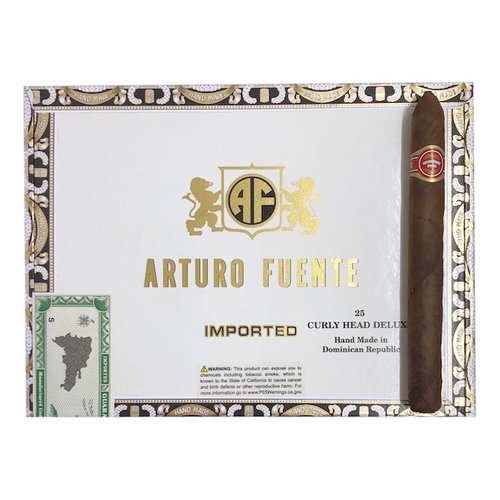 Arturo Fuente A. Fuente Curly Head Deluxe Maduro - single