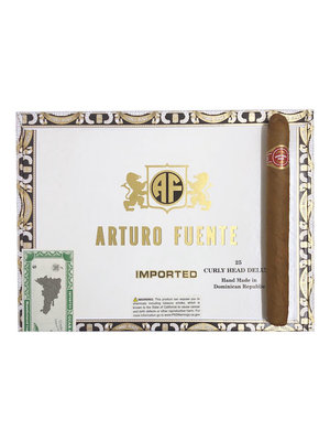Arturo Fuente A. Fuente Curly Head Deluxe Natural - single