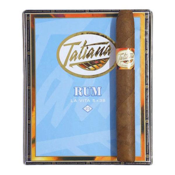 Tatiana Lavita Rum - Box 25