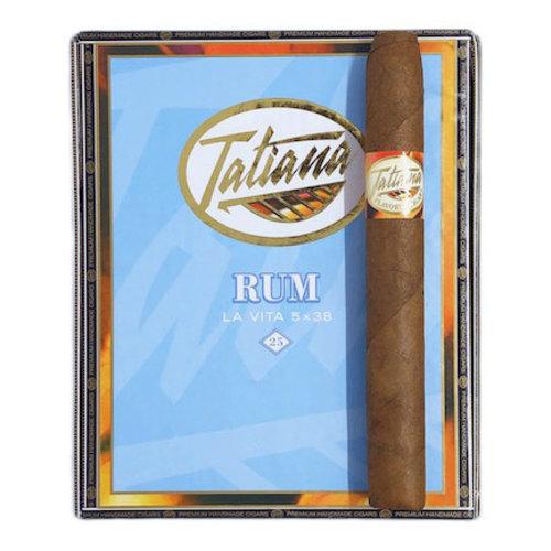 Tatiana Tatiana Lavita Rum - single