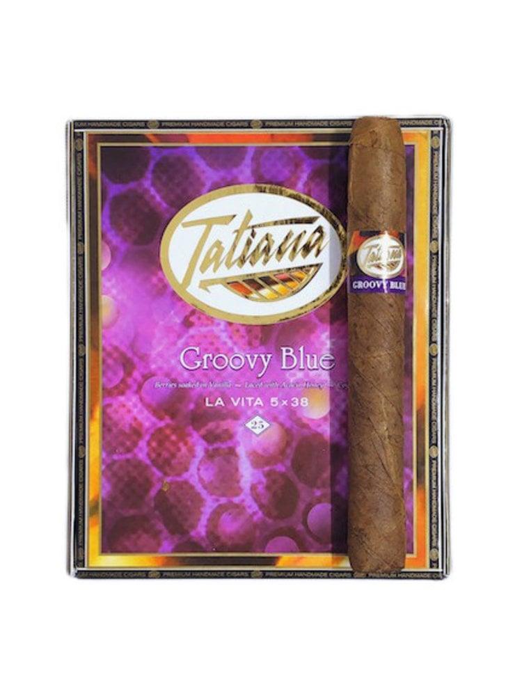 Tatiana Tatiana Lavita Groovy Blue - Box 25