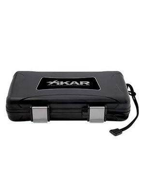 Xikar XIKAR Travel Humidor Black 5ct