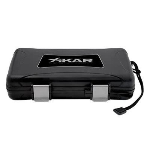 Xikar XIKAR Travel Humidor Black 5ct