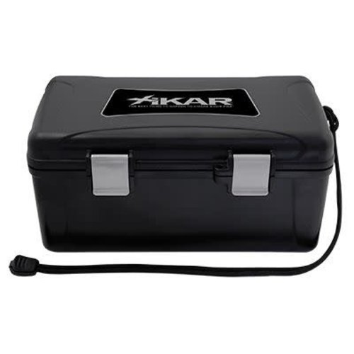 Xikar XIKAR Travel Humidor Black 15ct