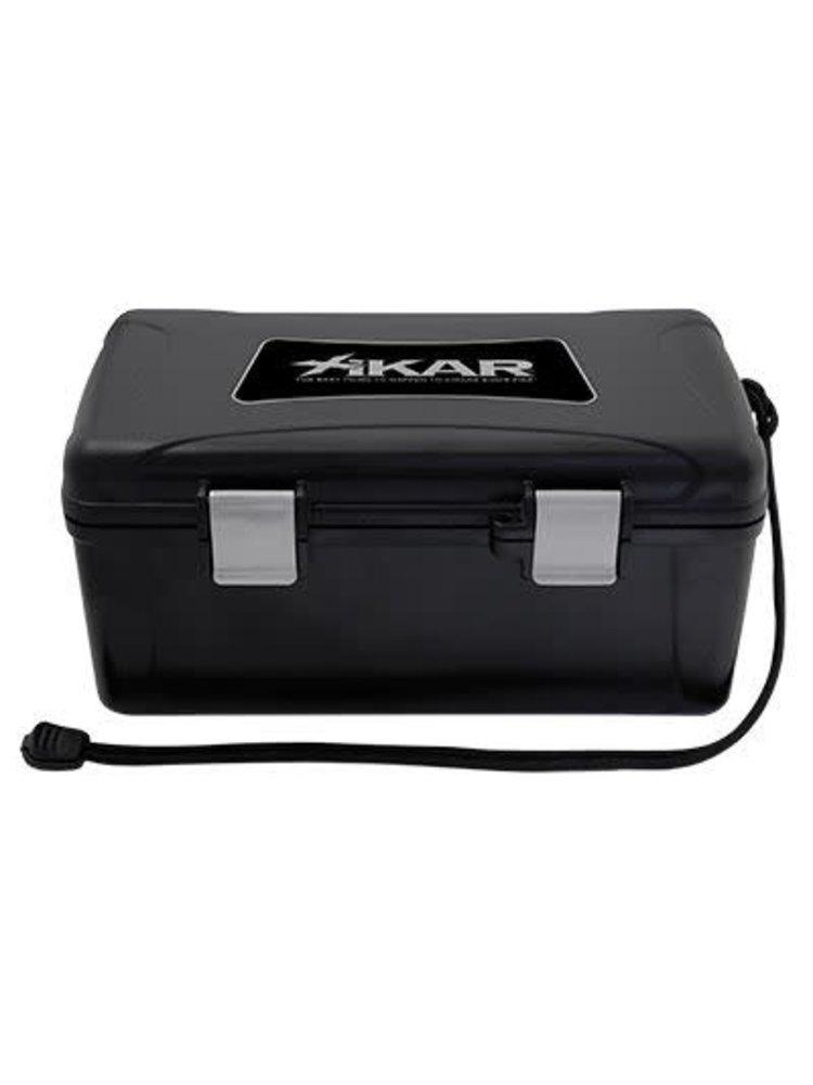 Xikar XIKAR Travel Humidor Black 15ct