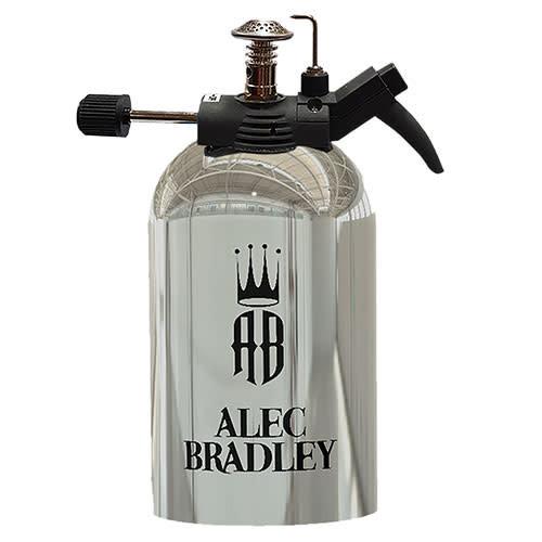 """Alec Bradley """"The Mega Burner"""""""