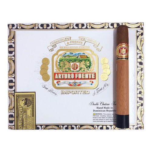 Arturo Fuente A. Fuente Double Chateau Fuente Sun Grown - single