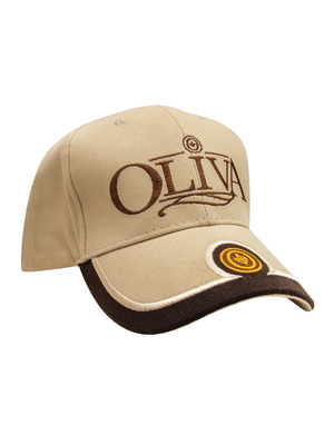 Oliva Connecticut Reserve Oliva Cigar Hat - Tan
