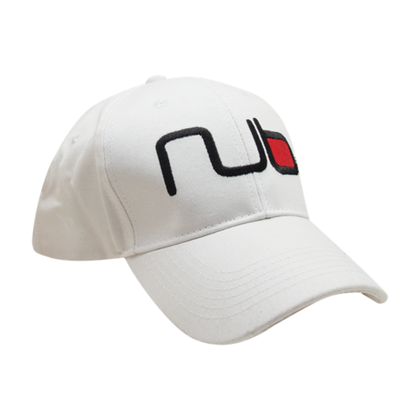 Nub Cigar Hat - White