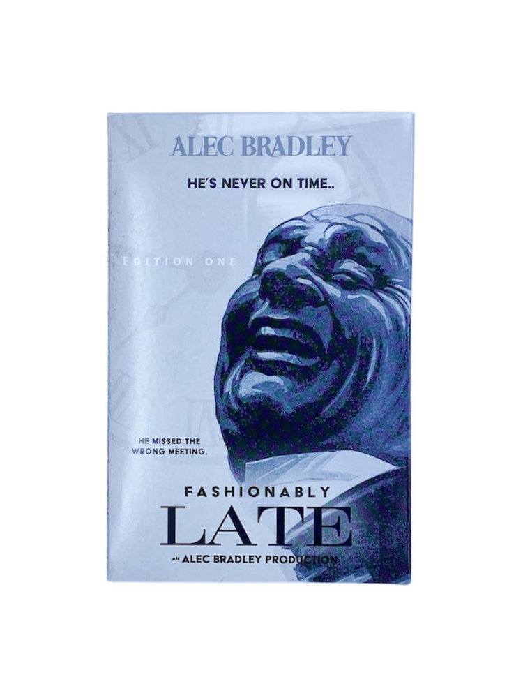 Alec Bradley - Fashionably Late - 5 pack