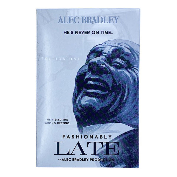 Alec Bradley - Fashionably Late - single