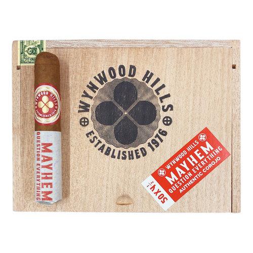 Wynwood Hills Wynwood Hills Mayhem 4.5x50 Corojo - single