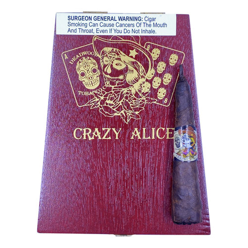 Deadwood Tobacco Co. Deadwood Crazy Alice - single