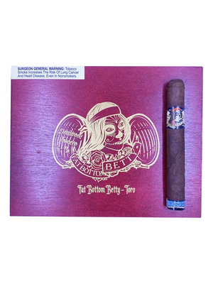 Deadwood Tobacco Co. Deadwood Fat Bottom Betty Toro - Box 10
