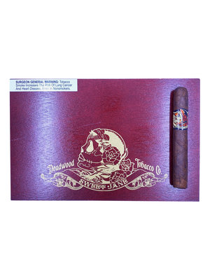 Deadwood Tobacco Co. Deadwood Sweet Jane - Box 24