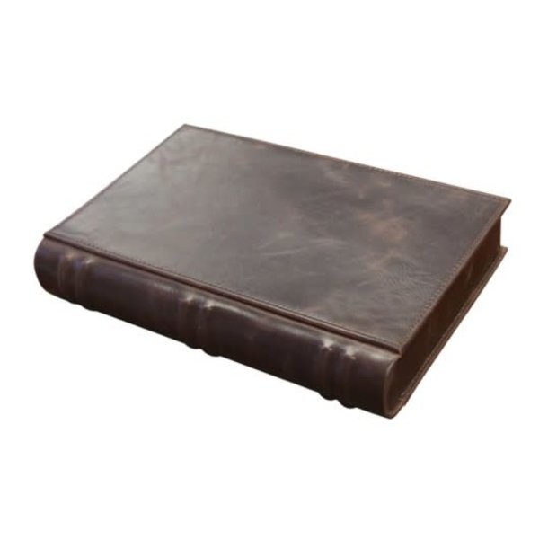 Novelist - Leather Travel Humidor - Holds 5 cigars