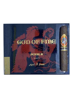 God of Fire God of Fire Serie B Double Robusto - single