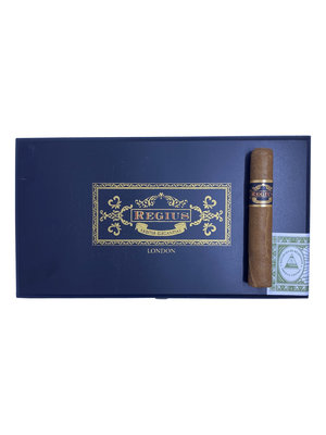 Regius Regius Black Label Robusto - Box 25