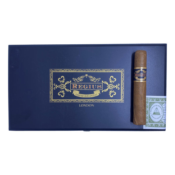 Regius Black Label Robusto - Box 25